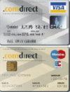 Comdirect Card