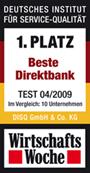 Beste Bank 2009