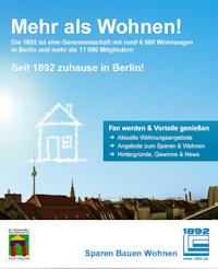 Geldanlage Bei Der Berliner Bau Und Wohnungsgenossenschaft