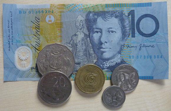 Fremdwährungskonto In Australischem Dollar Aud