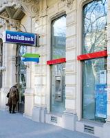 Filiale der DenizBank AG