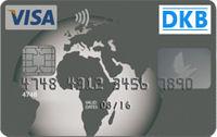 DKB Sparkonto Visa