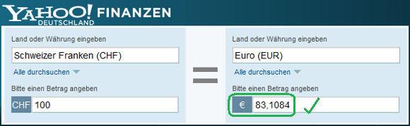 währungswechsel bank gebühr