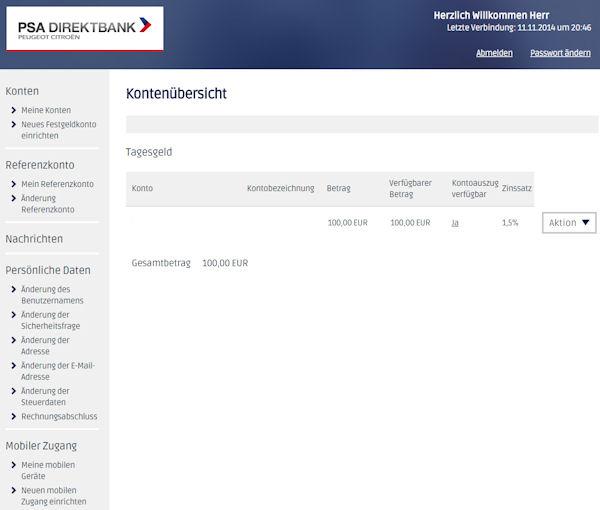 com direkt online banking