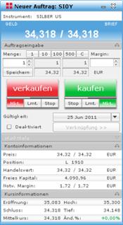 Cfd broker spread vergleich