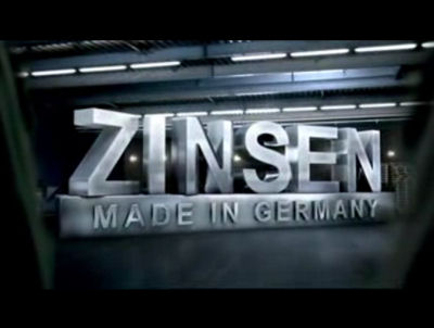 Zinsen made in Germany