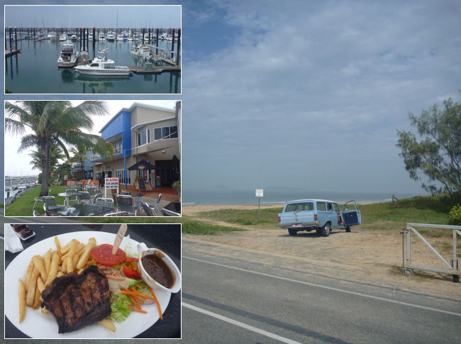 Yachthafen Mackay