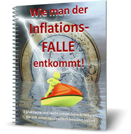 Cover vom E-Book Inflationsfalle