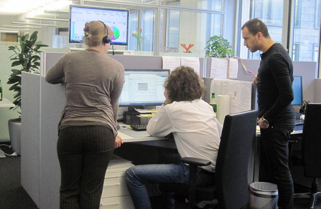 Call-Center und Antragsbearbeitung bei der RaboDirect