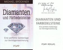 Diamanten und Farbedelsteine - Buchcover