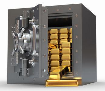 Tresor voller Gold