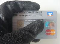 Kreditkarte in der falschen Hand