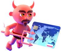 Teufelszeug Kreditkarte