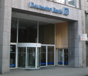 Deutsche Bank Filiale in Hannover