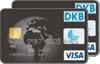2 DKB Visa Cards