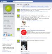 Fidor Facebook